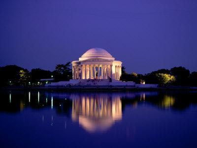 Jefferson Memorial, Washington, D.C., USA
