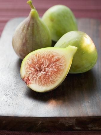 Three Whole Figs and One Half Fig