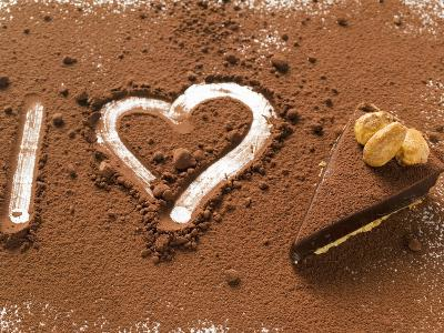 I Heart Chocolate Tart
