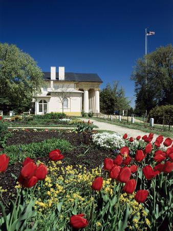 Arlington House, Robert E. Lee Memorial Arlington Virginia, USA