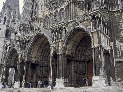 Chartres Cathedral, Chartes, France