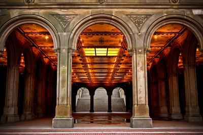 Central Park Archway