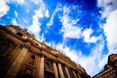 Exterior of St Peter's Basilica