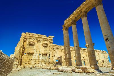 Ruins of Palmyra, Syria. UNESCO World Heritage Site