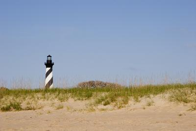 Cape Hatteras Lighthouse in North Carolina