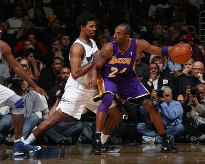 'Los Angeles Lakers v Washington Wizards: Kobe Bryant and ...