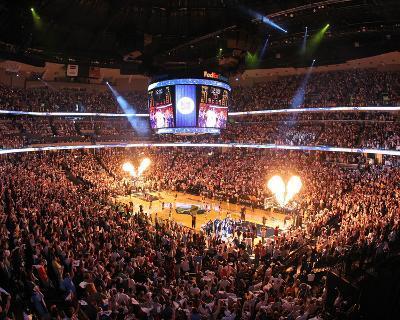 San Antonio Spurs v Memphis Grizzlies - Game Three, Memphis, TN - APRIL 23: