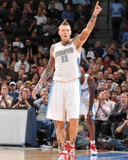 Milwaukee Bucks V Denver Nuggets: Chris Andersen Photo By