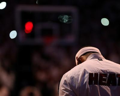 Miami, FL - June 20: LeBron James