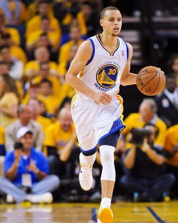 Oakland, CA - May 16: Stephen Curry