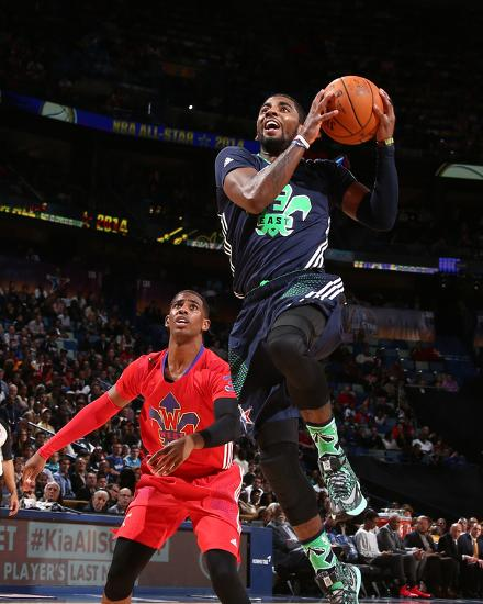 size 40 155fb d6d8f 2014 NBA All-Star Game: Feb 16 - Chris Paul, Kyrie Irving