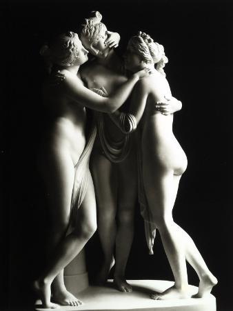 The Three Graces, Gallery of the Hermitage, Saint Petersburg