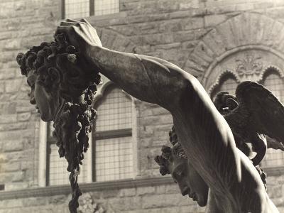 Perseus, Conserved in Loggia Della Signoria, Florence
