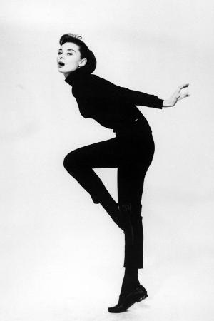 Audrey Hepburn Funny Face 1957 Directed By Stanley Donen