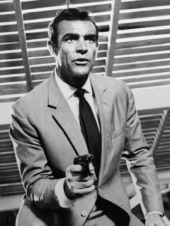 "Sean Connery. ""Doctor No"" 1962, ""Dr. No"" Directed by Terence Young"