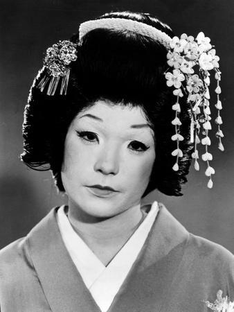 "Shirley Maclaine. ""My Geisha"" 1962, Directed by Jack Cardiff"