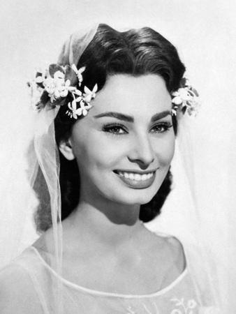 "Sophia Loren. ""The Black Orchid"" 1958, Directed by Martin Ritt"