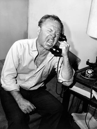 """Mickey Rooney. """"Twilight Zone"""" 1959"""
