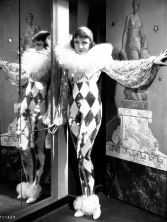 "Claudette Colbert. ""Tonight Is Ours"" 1933, Directed by Stuart Walker"