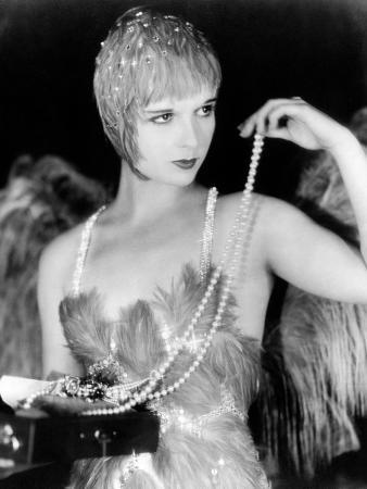 "Louise Brooks. ""The Canary Murder Case"" 1929, Directed by Malcolm St. Clair"