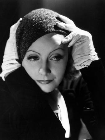"""Greta Garbo. """"Inspiration"""" 1931, Directed by Clarence Brown"""