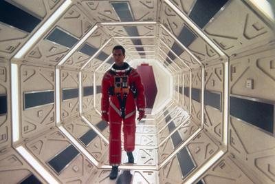 "Keir Dullea, ""2001: a Space Odyssey"" 1968, Directed by Stanley Kubrick"