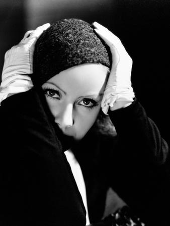 "Greta Garbo. ""Inspiration"" 1931, Directed by Clarence Brown"