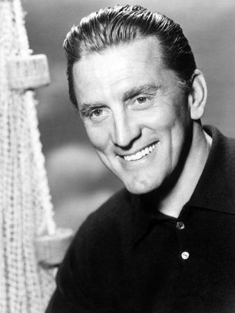 "Kirk Douglas. ""Melville Goodwin, Usa"" 1957, ""Top Secret Affair"" Directed by H. C. Potter"