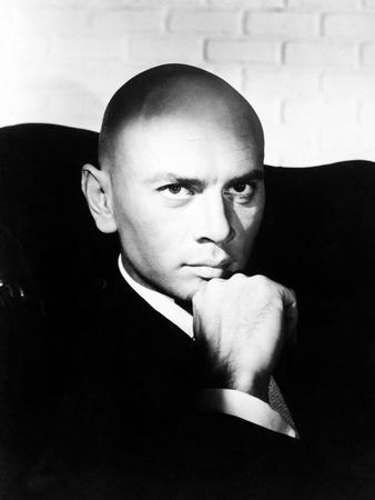 "Yul Brynner. ""The Brothers Karamazov"" 1958, Directed by Richard Brooks"