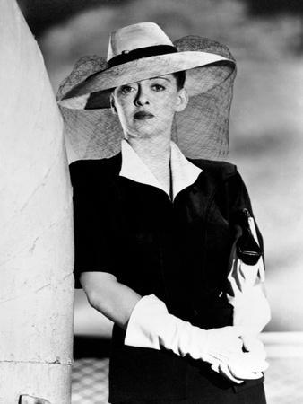"""Bette Davis. """"Now, Voyager"""" 1942, Directed by Irving Rapper"""