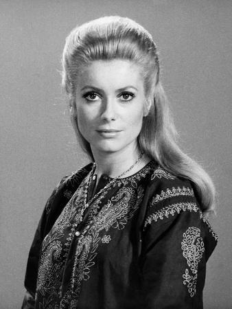 "Catherine Deneuve. ""The April Fools"" 1969, Directed by Stuart Rosenberg"