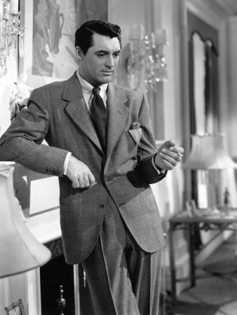 "Cary Grant. ""The Philadelphia Story"" 1940, Directed by George Cukor"
