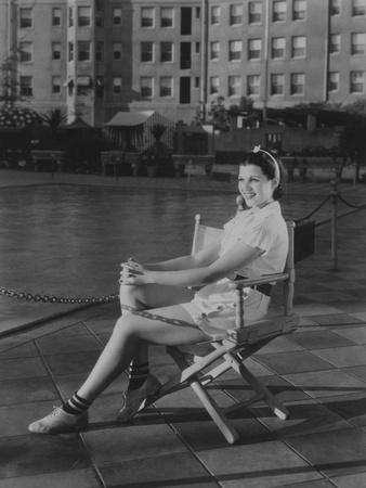 Rita Hayworth, 1935
