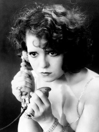 """Clara Bow. """"The Wild Party"""" 1929, Directed by Dorothy Arzner"""