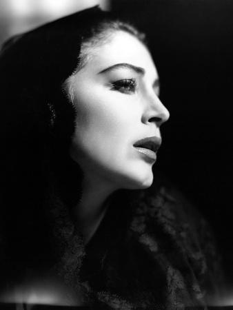 "Ava Gardner. ""The Naked Maja"" 1958, Directed by Henry Koster"
