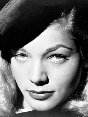 "Lauren Bacall. ""The Big Sleep"" 1946, Directed by Howard Hawks. 1946"