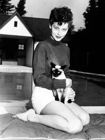 Ava Gardner, 1946