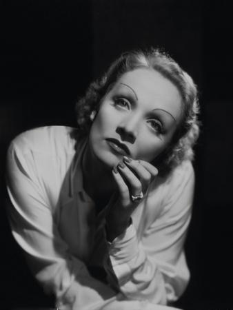 "Marlene Dietrich. ""Desire"" 1936, Directed by Frank Borzage"