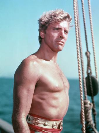 """Burt Lancaster. """"The Crimson Pirate"""" 1952, Directed by Robert Siodmak"""