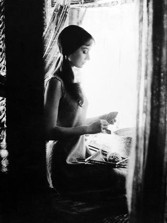 Green Mansions, Audrey Hepburn, Directed by Mel Ferrer, 1959