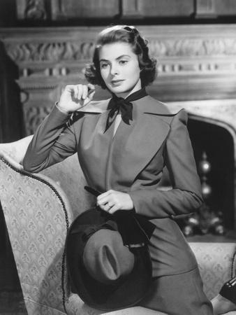 Ingrid Bergman, Rage in Heaven, 1941