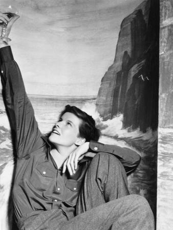 Katharine Hepburn, Sylvia Scarlett, 1935