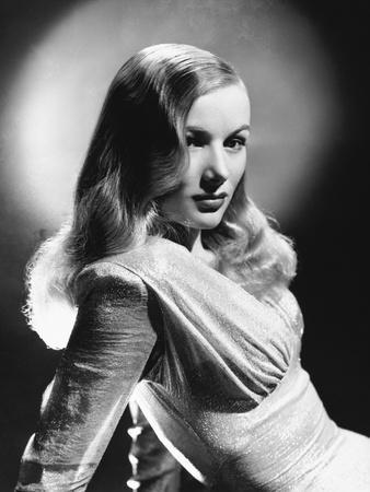 Veronica Lake, This Gun for Hire, 1942