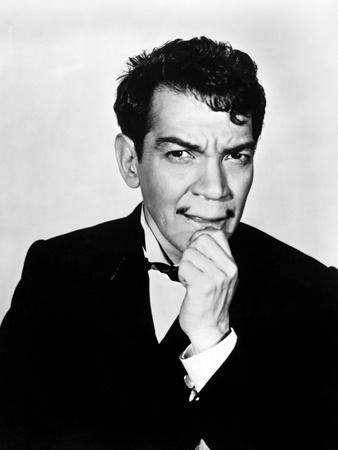 "Mario Moreno ""Cantinflas"" ""Around the World In 80 Days"" 1956, by Michael Anderson"