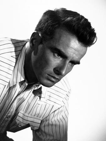 Montgomery Clift, 1955
