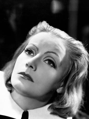 "Greta Garbo. ""Queen Christina"" 1933, Directed by Rouben Mamoulian"