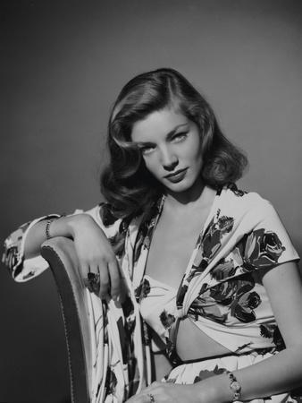 Lauren Bacall, 1950