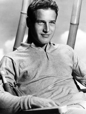 Paul Newman, 1956