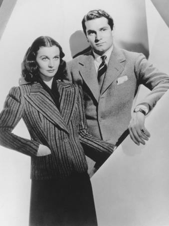 Vivien Leigh, Laurence Olivier