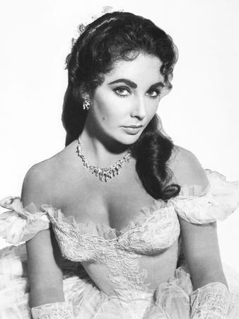 Elizabeth Taylor, Raintree County, 1957
